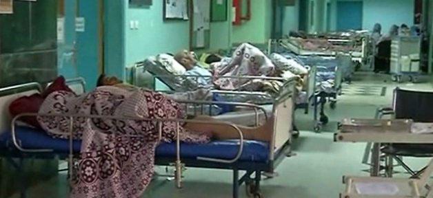 İsrail Gazze'nin Rehabilitasyon Hastanesini de Vurdu