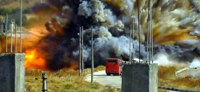 Nusra'dan Operasyon: 70 Baas Askeri Öldürüldü