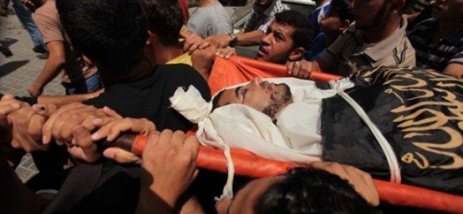 Terörist İsrail'in Saldırısında En Kanlı Gece