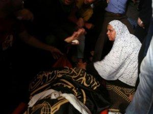 Gazze'de Şehit Olan Kardeşlerimizin Sayısı 159'a Yükseldi