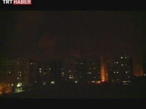 Siyonistlerin Saldırısı Kameralara Yansıdı