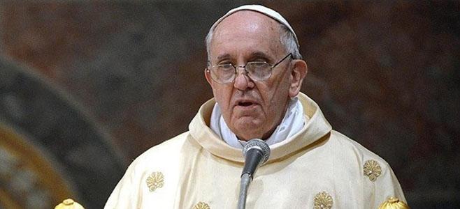 Papa Francis, Putin'in Hristiyanların Kurtarıcısı Olduğunu İddia Etti!
