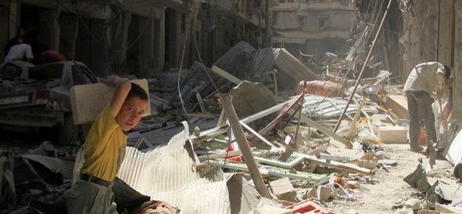 Suriye'de 62 Bin Yetim
