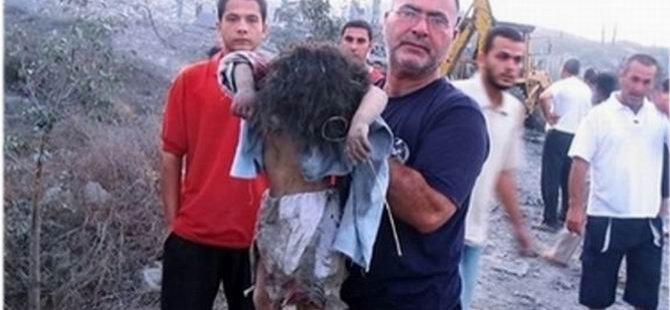 AB, İsrail'in Katliamlarına Göz Yumuyor