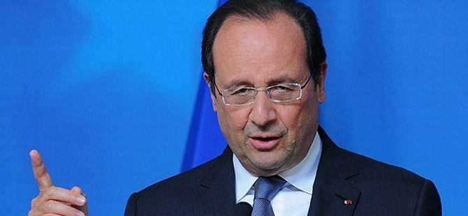 """Fransa'dan İsrail Saldırılarına """"Örtülü"""" Onay"""