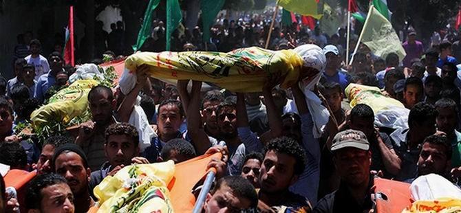 UNRWA: Gazze'de Katledilenler İsimsiz Değil