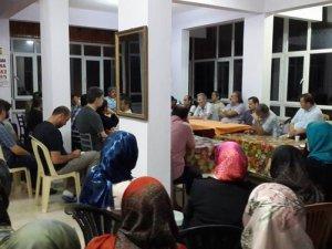 Özgür-Der Marmara-Karadeniz İstişaresi Gerçekleştirildi