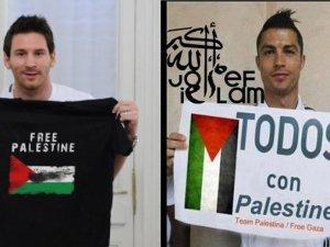 Ah Gazze!.. Messi'ye, Ronaldo'ya Bakıp Utanır mıyız?