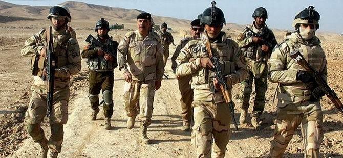 Maliki Ordusu IŞİD Üssünü Bombaladı