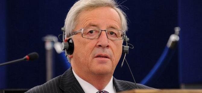 Juncker: Önümüzdeki Beş Yılda Yeni AB Üyesi Olmayacak