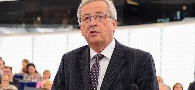 Juncker AB Komisyonu Başkanı Oldu