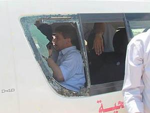 Abbas'ın Sağlık Bakanı Gazze'de Protesto Edildi (FOTO)