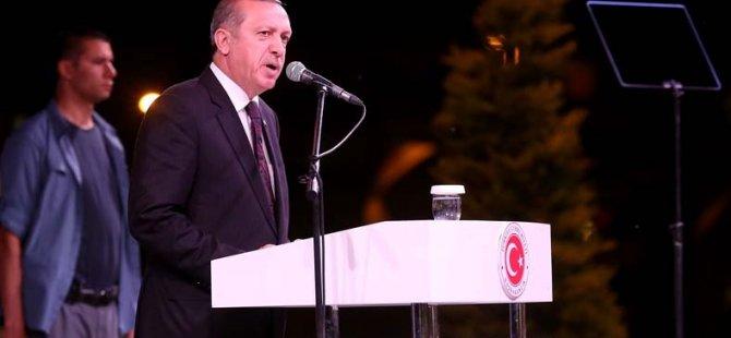 Erdoğan: BM İsrail'in Şımarıklığına Destek Veriyor