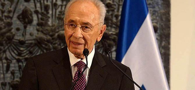 Şimon Peres: Türkiye ve Katar Cezalandırılmalı