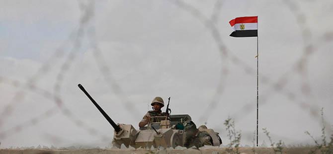 Mısır Rejiminin Filistin'e İhaneti
