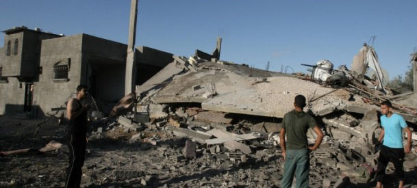 Gazze'de Şehit Sayısı 230'a Yükseldi