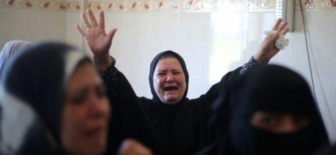 Gazze'de Şehit Sayısı 222'e Yükseldi