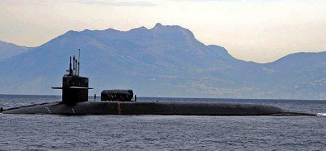 Almanya, İsrail'e Bir Denizaltı Satışına Daha Onay Verdi