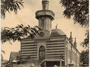 Ukrayna'da Komünistlerin Kapattığı Cami Yeniden Açılıyor