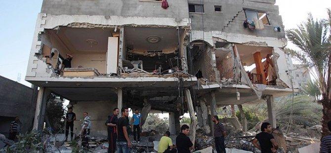 Gazze'de Şehit Sayısı 240'a Yükseldi