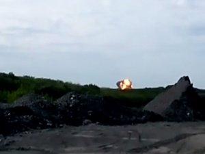 Ukrayna nın rusya sınırına yakın bölgesinde malezya havayolları