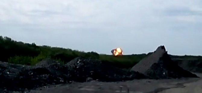 Ukrayna'da 295 Kişinin Bulunduğu Yolcu Uçağı Düştü