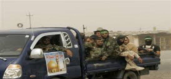 """""""Yemen'den Gelen Husilerle de Savaşıyoruz!"""""""