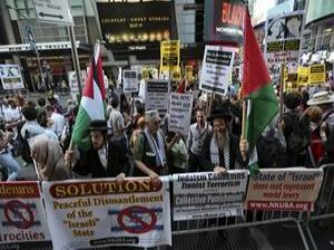Filistinli ve Yahudi Eylemcilerden Ortak Tepki
