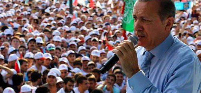 Erdoğan: 'Haçlı İttifakıyla Karşı Karşıyayız'