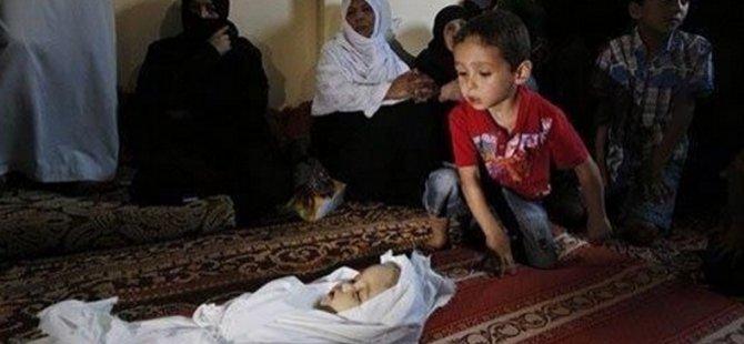 Gazze'de Şehit Sayısı 341'e Yükseldi