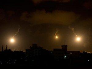 Siyonist İsrail Gazze'yi Katlediyor: 286 Şehit