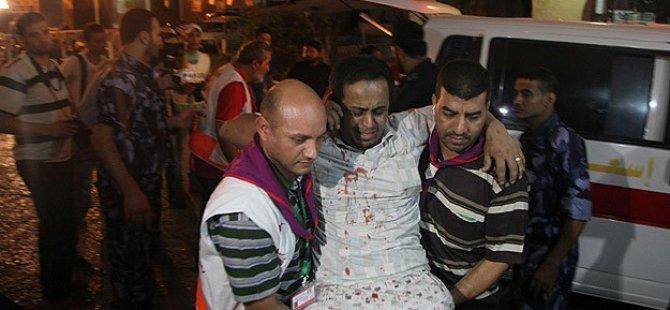 Gazze'de Şehit Olanların Sayısı 297'ye Yükseldi