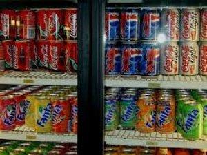 Ertansa Coca Cola ve Pepsi Satışlarını Durdurdu