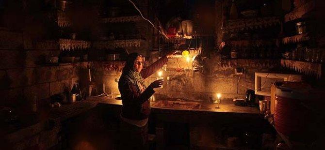 Gazze'de Elektrik Sıkıntısı Arttı