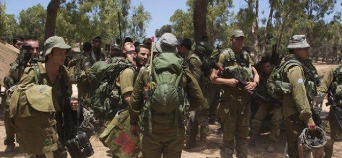 Siyonistler Gazze İçin 53 Bin 200 Yedeği Silah Altına Almış