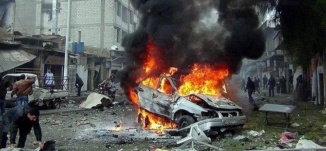 Şam'da Bombalı Saldırı: 11 Ölü