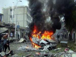 Afganistan'da Maç Sırasında Bomba Patladı