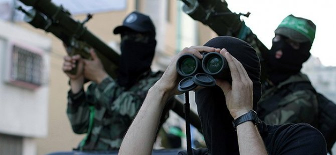 """İsrail: """"Kassam En Büyük Füze Denemesini Yaptı"""""""