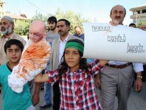 Vanlı Müslümanlardan Siyonist Hamiliği Yapan BM'ye Protesto