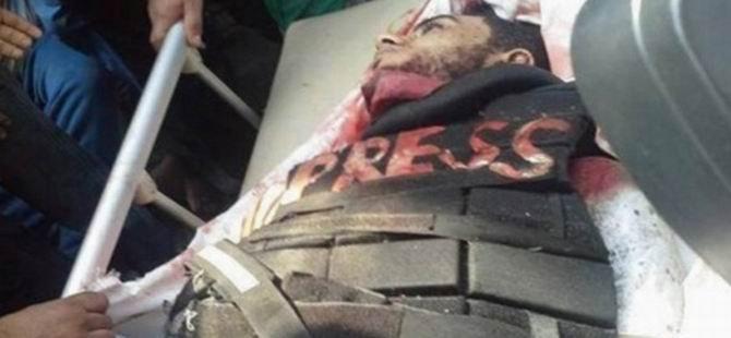 İşgal Yönetimi Bir Gazeteci Daha Öldürdü