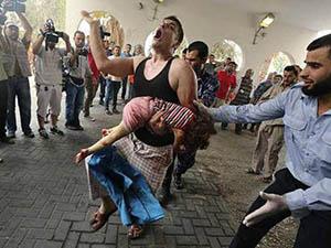 Şucaiyye Mahallesine Saldırı: 60 Şehit (FOTO-VİDEO)