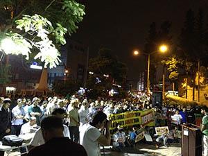 Adana'dan Gazze'ye Destek 1.Gün