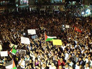 Muş'tan Gazze'ye Destek Eylemi