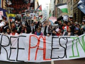Siyonist İsrail'in Katliamına Tepkiler Sürüyor