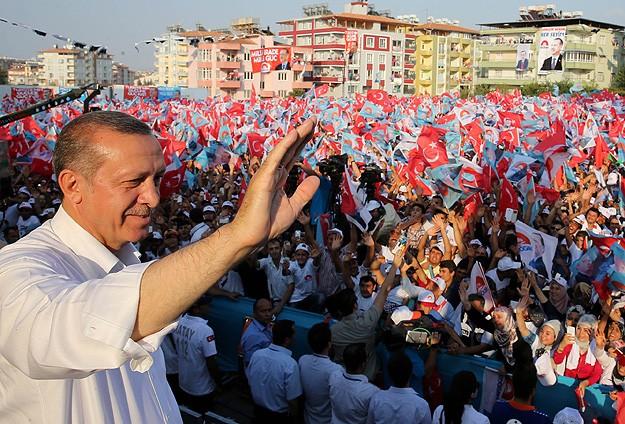Erdoğan: Gazze'nin Kahramanlarını Selamlıyorum