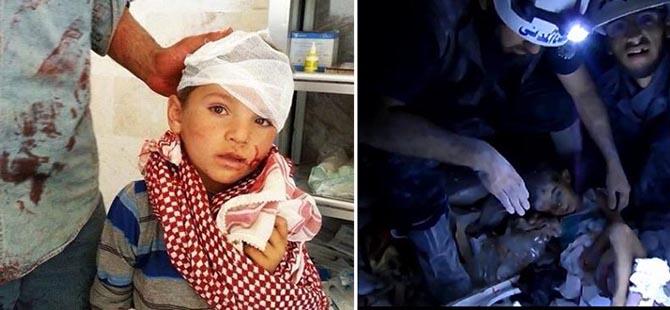 Esed Güçleri Suriye'de 96 Kardeşimizi Katletti