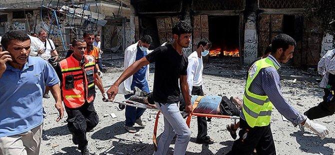 Gazze'de Şehit Sayısı 469'a Çıktı