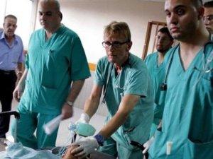 """Norveçli Doktor: """"Gazze Dünyanın Ahlak Pusulasıdır"""""""
