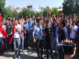 Gaziantep'te Faşist Saldırıya Polis Engeli