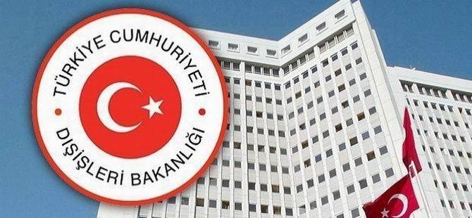 Dışişleri Bakanlığı: Nizami'nin Böyle Bir Cezayı Hak Ettiğine İnanmıyoruz